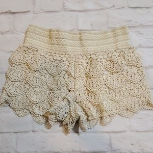 Rewind Shorts - 🏈 Rewind Lace Shorts